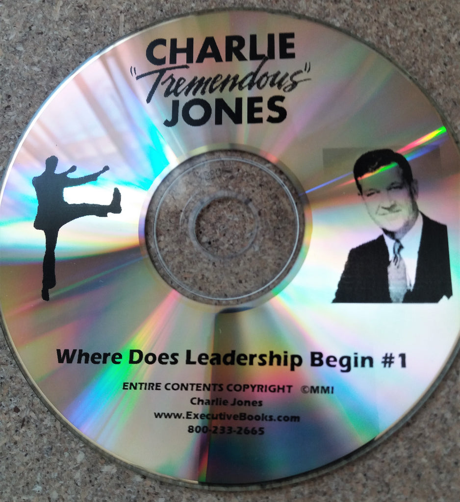 MP3 - Where Does Leadership Begin