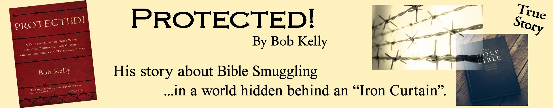 Protected! By Bob Kelly