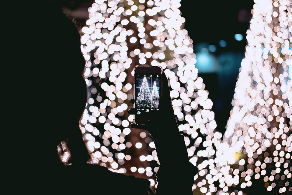 Christmas Eve: Capture the Moments with Your Phone