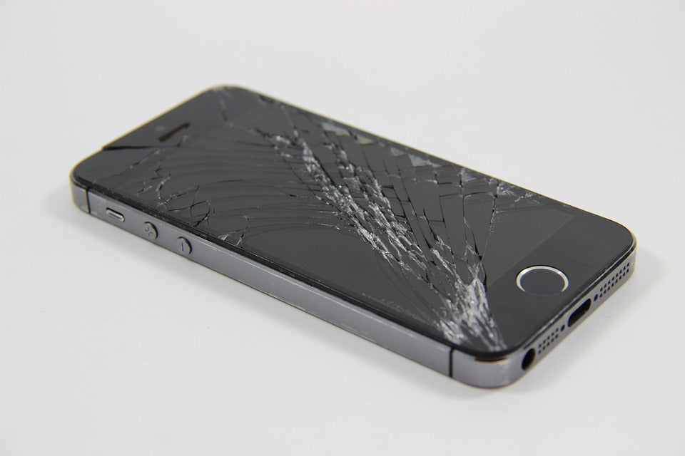What to do if You Shatter Your Phone Screen