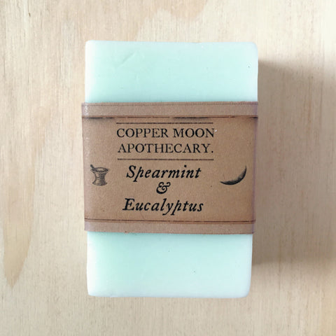 Spearmint & Eucalyptus Soap