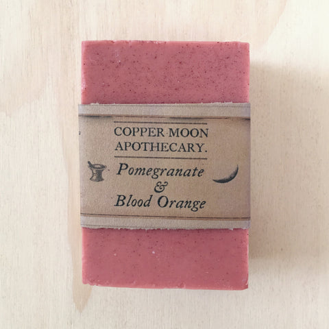 Pomegranate & Blood Orange Soap