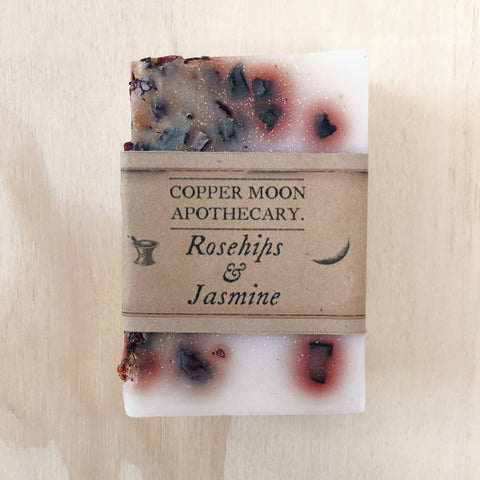 Rosehips & Jasmine Soap