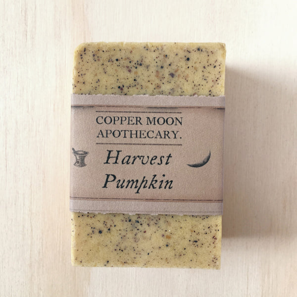 Harvest Pumpkin Soap