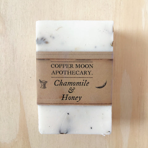 Chamomile & Honey Soap