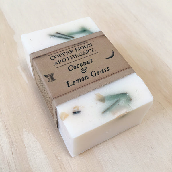 Coconut & Lemongrass Soap