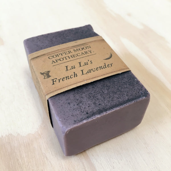 Lu Lu's French Lavender Soap
