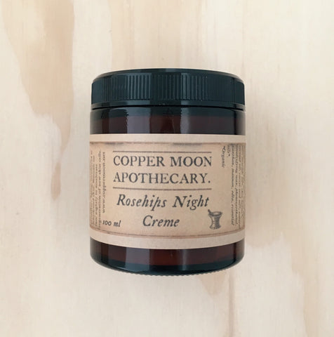 Rosehips Night Crème
