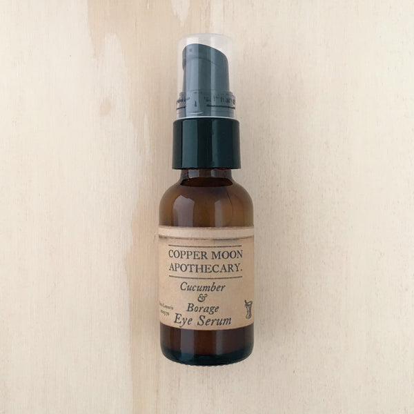 Cucumber & Borage Daily Eye Serum