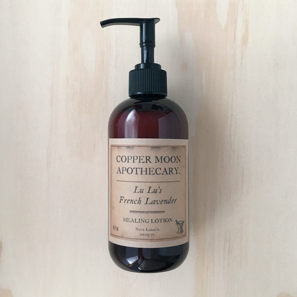 Lu Lu's French Lavender Lotion