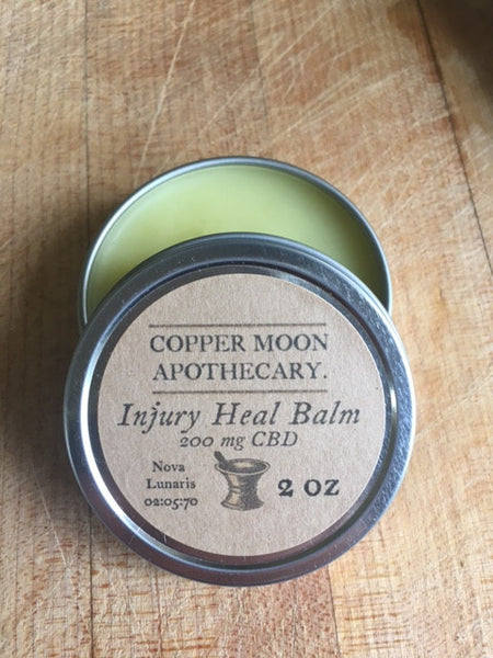 CBD Infused Injury Heal Balm