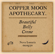 Beautiful Belly Crème - 4 fl oz