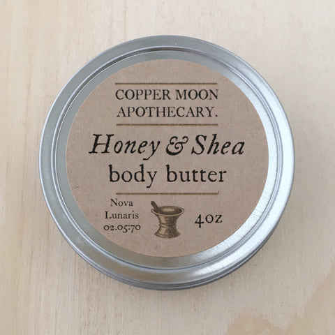 Honey & Shea Body Butter