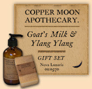 Goat's Milk & Ylang Ylang Lotion & Soap