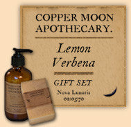 Lemon Verbena Lotion & Soap