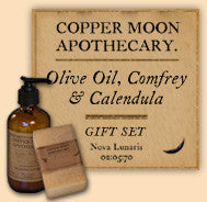 Olive Oil, Comfrey & Calendula Lotion & Soap