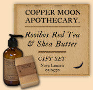 Rooibos Red Tea & Shea Butter Lotion & Soap