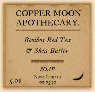 Rooibos Red Tea & Shea Butter