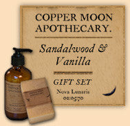Sandalwood & Vanilla Lotion & Soap