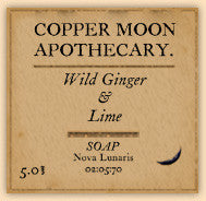 Wild Ginger & Lime