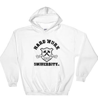 Ladies Hard Wurk Univ. Heavy Dri-Blend Hoodie
