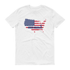 Mens America At Wurk Classic Tee