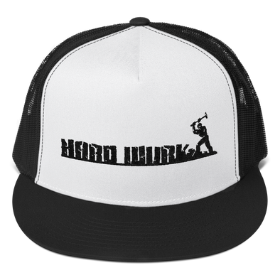 Hard Wurk Trucker Cap