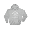 Ladies Hard Wurk University Hoodie