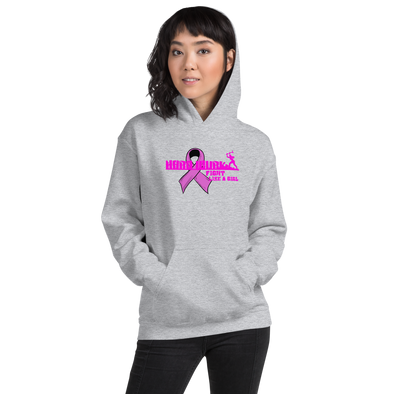 Womens Breast Cancer Awareness Hoodie