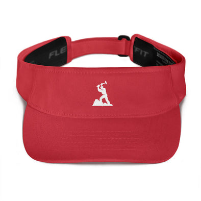 Mens Hard Wurk Dri-Fit Flexfit Visor
