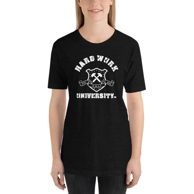 Womens Hard Wurk UNIV. Soft Tee
