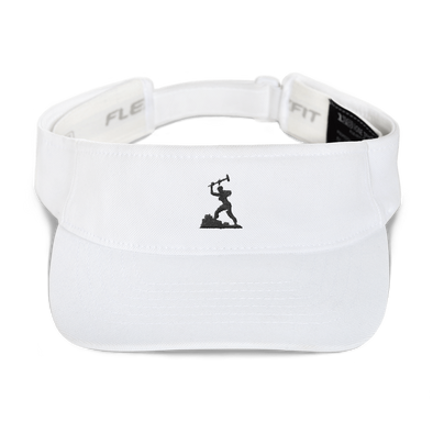 Ladies Dri-Fit Hard Wurk Flexfit Visor