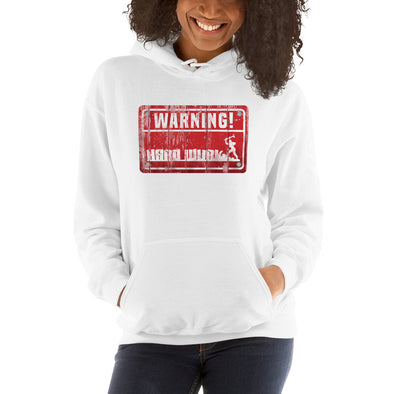 Women's Hard Wurk Warning! Hoodie