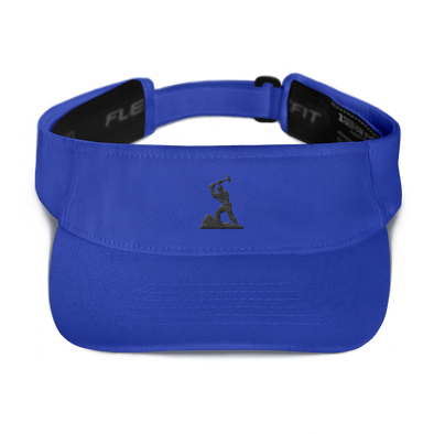 Mens Dri-Fit Hard Wurk Flexfit Visor