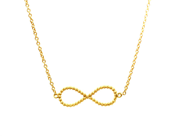 Lava Infinity Necklace