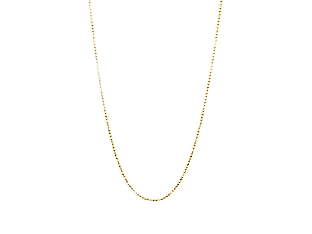 Yellow Gold Vermeil Chain