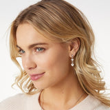Meridian Love Notes Post Drop Earrings