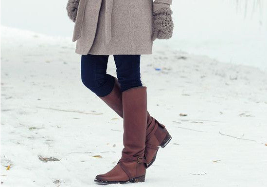 Winter Trends: Knee-Length Boots