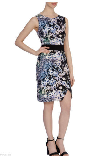 Coast Devina Wiggle Cocktail Dress Size 6 - 16 - YourMO