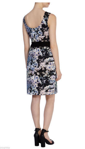 Coast Devina Wiggle Cocktail Dress Size 6 - 16