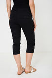 Black Capri Trousers-black-8