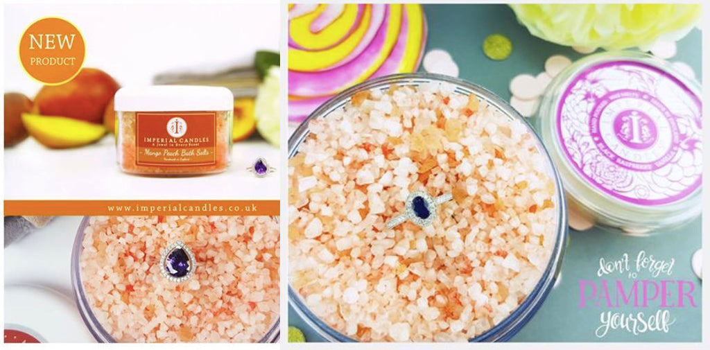 Imperial Candles Bath Salts