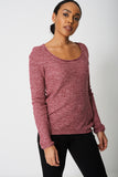 Cotton Jumper In Pink