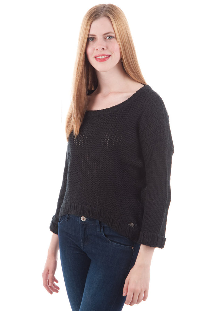 Back Bow Knitted Jumper