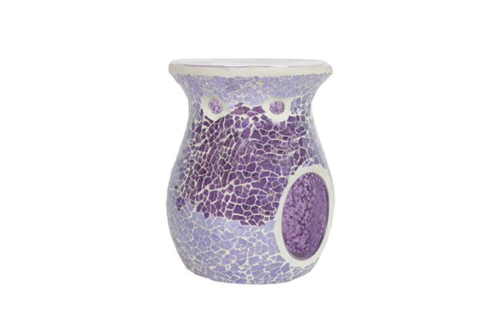 Imperial Candles Lilac Mosaic Wax Melt Burner