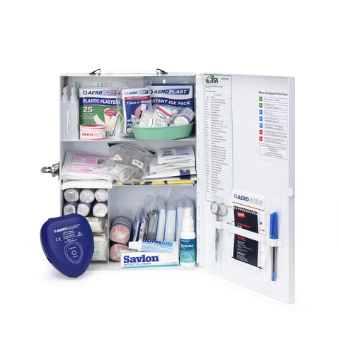 Workplace Kit 5 METAL CABINET