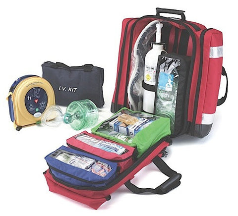 Deluxe Paramedic Kit LARGE BACKPACK