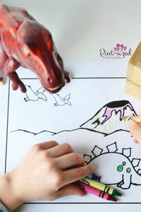 Dinosaur Printable Set