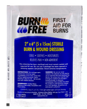 BurnFree Burn Care & Essential First Aid Compact Travel Kit