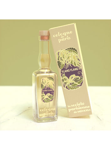La Societe Parisienne de Savons Collection of Colognes of Paris - 100ml / 3.38fl.oz